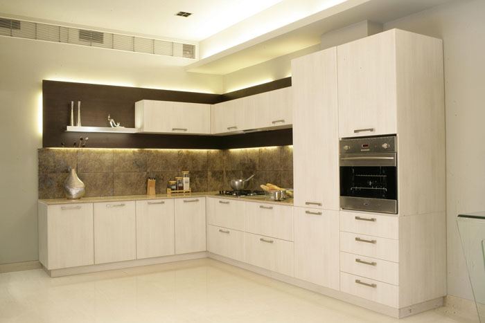 10 beautiful modular kitchen ideas for indian homes for Kitchen cabinets online india
