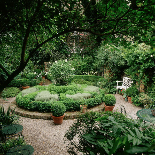 Garden Design Blogs : Home garden landscaping ideas