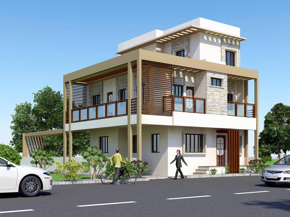 construction design of house india - Home Designs In India