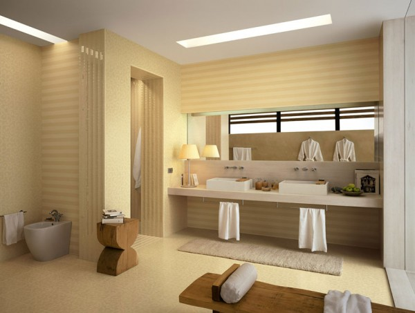 11-Yellow-bathroom-600x453