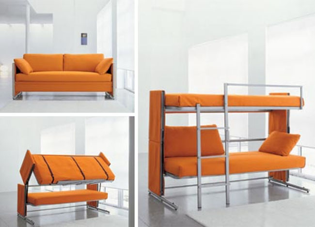 Multipurpose Amp Convertible Furniture