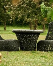 Basat Fibre Furniture for Outdoors