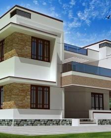 A beautiful Villa Project at Trivandrum