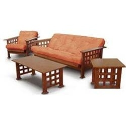 Modern Wooden Sofa Set Designs Part 85