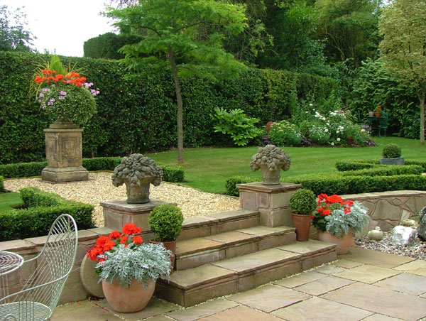 Home garden landscaping ideas for Home garden landscaping ideas