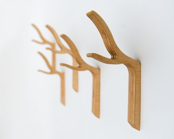 1 - Stylish Wall Hooks