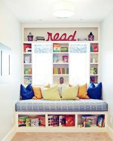 The Bookworm's nook