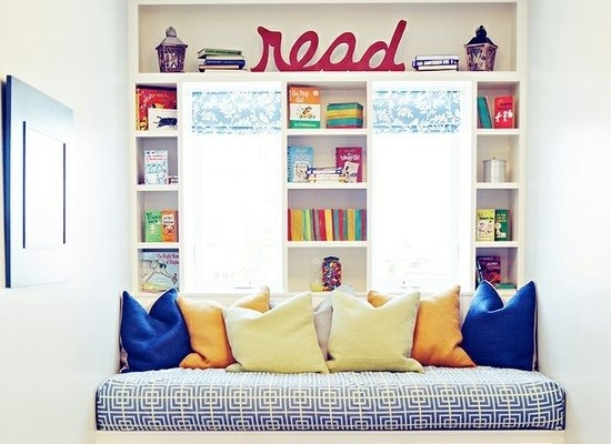 The Bookworm's nook