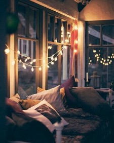 Diwali-inspired decor – Innovative uses of String-lights