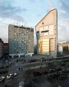 A hotel in Munich that can be transformed in 88 different ways