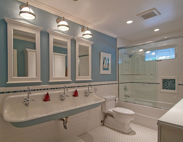 2 Kids Bathroom Ideas