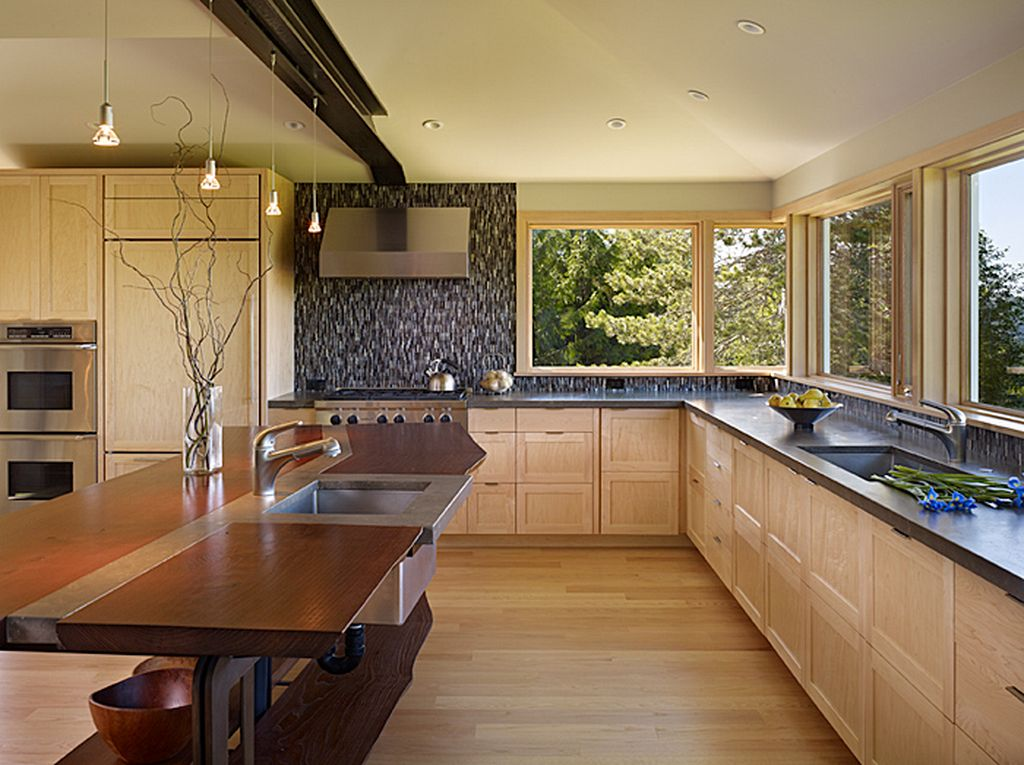 Designing ideas for kitchen interiors - Interior designs of houses and kitchens ...