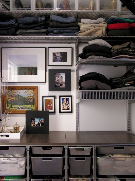 15 ways to Organize Your Bedroom Closets ( Wardrobes )