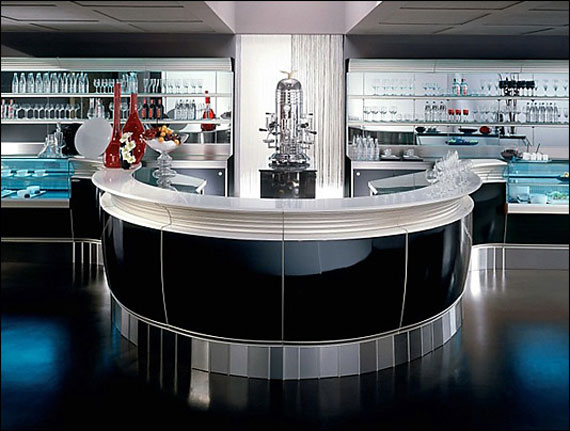 contemporary restaurant bar interior design ideas. Black Bedroom Furniture Sets. Home Design Ideas