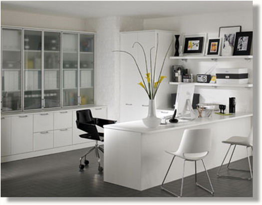 Modern Office Cabinets