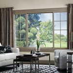 Elegant sliding windows for stunning interiors