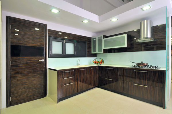 Modular Kitchen Design Is Incomplete Without Proper Garnishing Of Color  Effects They Create The Most Impressive Visual Impact And Gives Meaning To Your 10 Beautiful Kitchen Ideas For Indian Homes