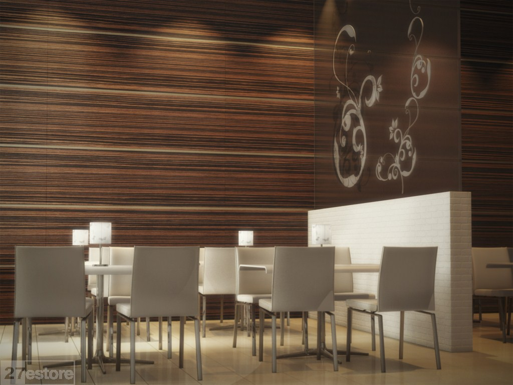 Wall Paneling Designs For Office : Wooden wall paneling ideas