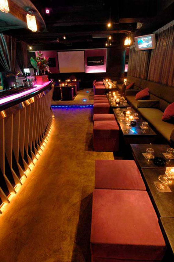 Contemporary Restaurant U0026 Bar Interior Design Ideas