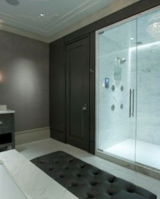 Innovative and inspirational shower rooms
