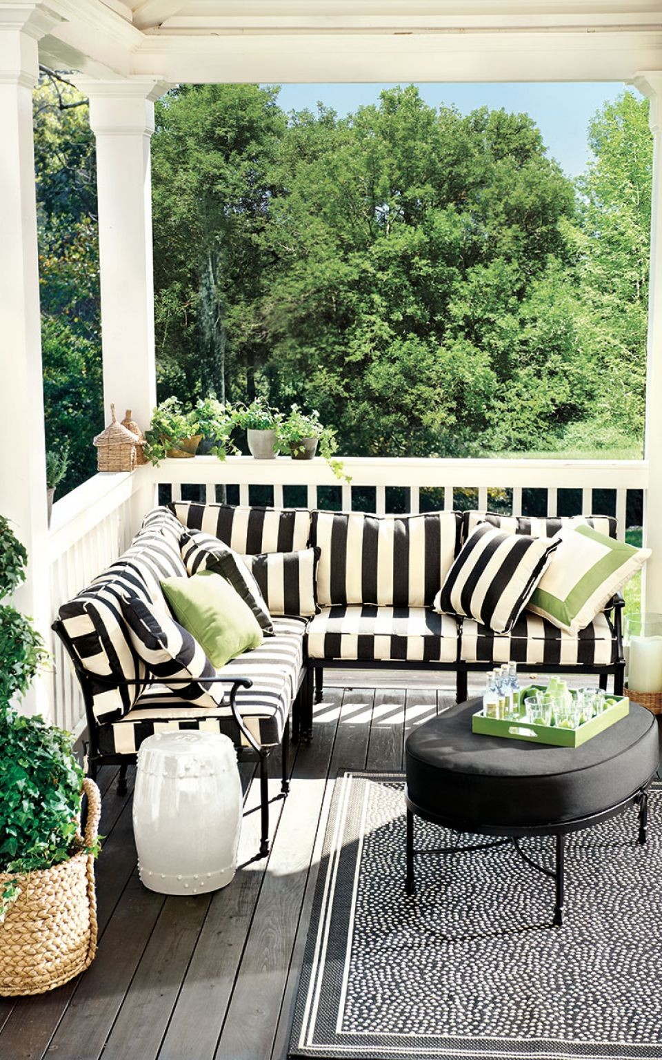 Find A Perfect Place To Create A Corner Reading Nook At Your Open Terrace  Space. Enjoy Each Word Of Your Book Under The Warmth Of Sun During The  Winters And ...