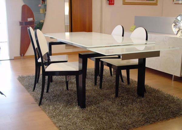 simple wooden dining set with different type of polish or laminates is class of simplicity and down to earth behavior while if youre in the mood of bit - Dining Table Design Ideas