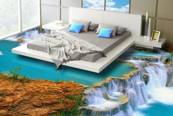 A complete guide to 3D flooring installation