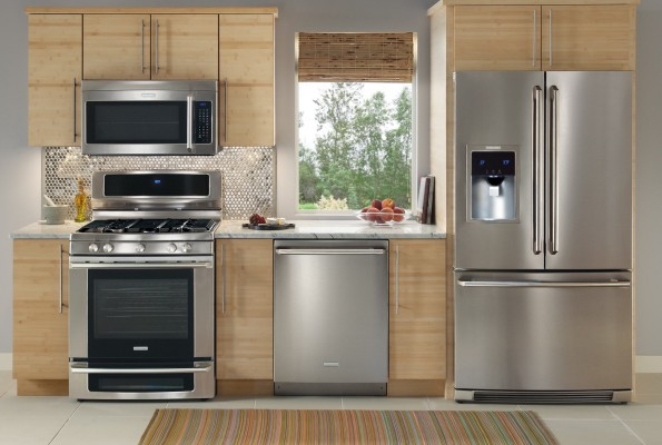 Make Your Life Easier With Kitchen Appliances Cleaning Tips