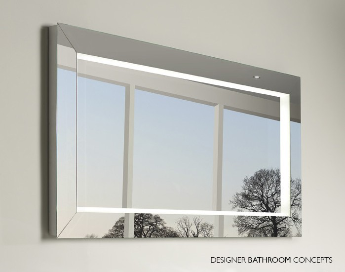Backlit Bathroom Mirrors