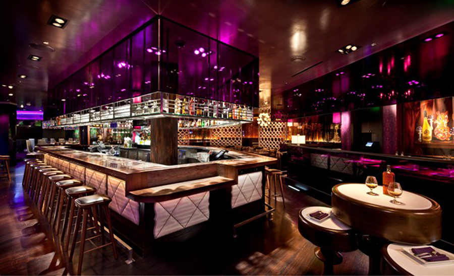 Contemporary restaurant bar interior design ideas for Photo de bar restaurant