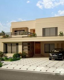 Elegant Front Elevation Designs