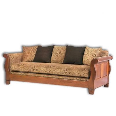 modern wooden sofa set designs bellagio tre three seater sofa design by omc