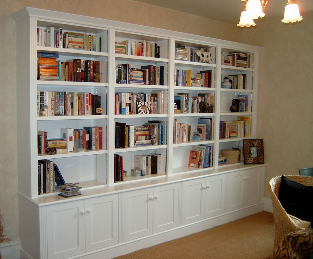 Inspirational Small Home Library Part 53