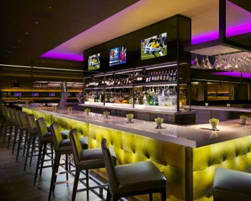 Contemporary restaurant bar interior design ideas for Modern lounge designs