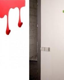 Modern Wall Hooks Design Ideas