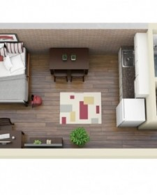 3D Floor plan Layouts