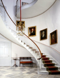 Beautiful & Elegant spiral staircase