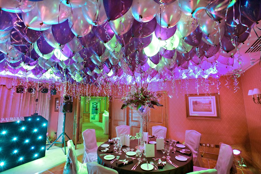 Birthday party decoration ideas for Party decorations to make at home