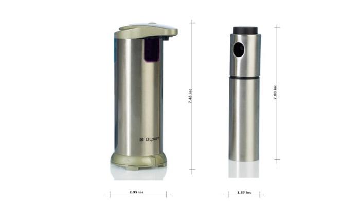 5_OLpure soap dispenser