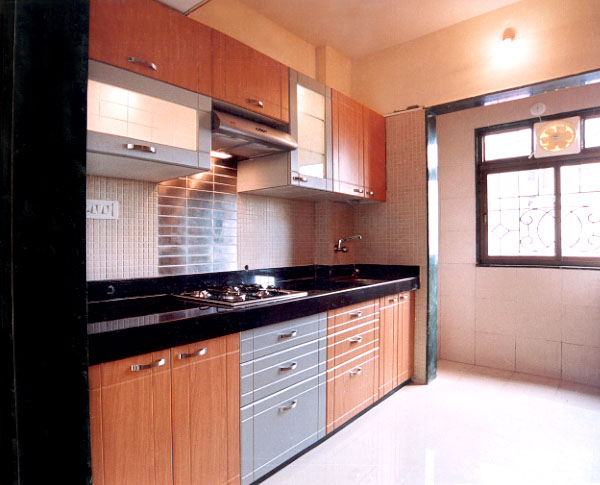10 beautiful modular kitchen ideas for indian homes for Latest modern kitchen design in india