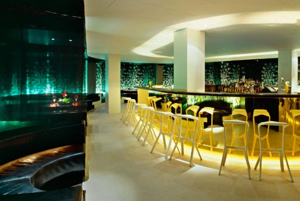 Restaurant & Bar Interior Design Ideas