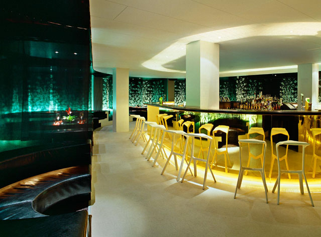 Contemporary Restaurant Amp Bar Interior Design Ideas