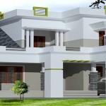 Exterior House Design- Front Elevation