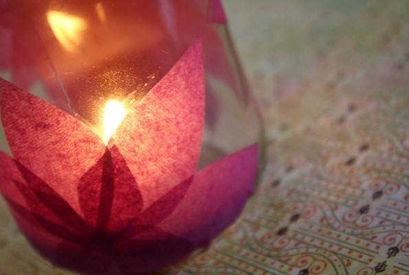 Light up your home with DIY candles this Diwali