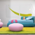 Bright Vivid Colors Furniture Of Vibrant Modern Sofas