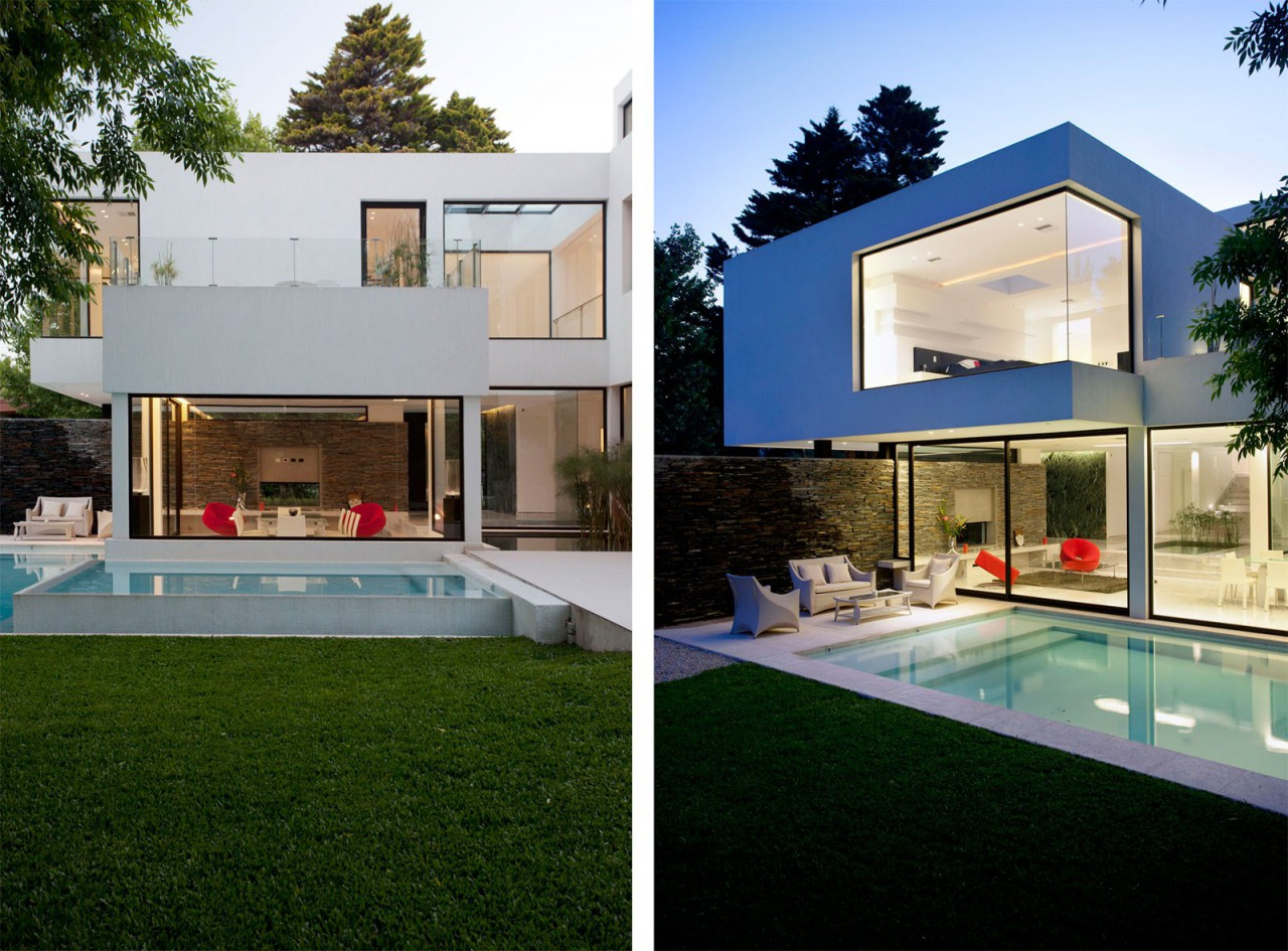 Ultra-Modern nd Spectacular Private esidence Projects - ^