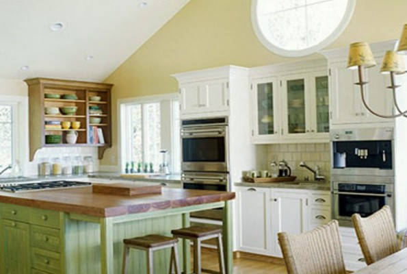 designing ideas for kitchen interiors