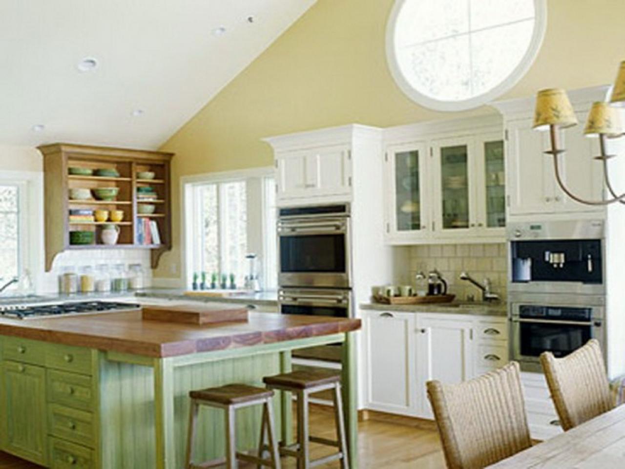 designing ideas for kitchen interiors - Designing Ideas