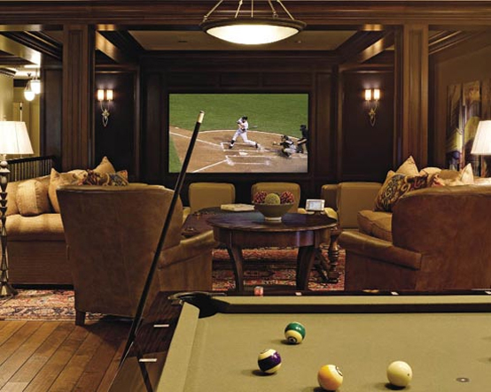 Wonderful home theater design ideas Home theater architecture