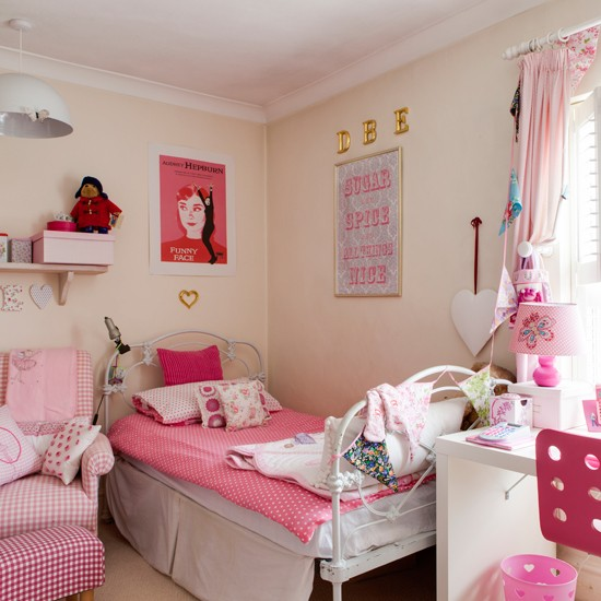 Kids bedroom design ideas - Pretty green rooms ...